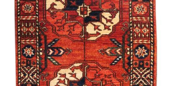 Handmade Turkmenistan Carpet